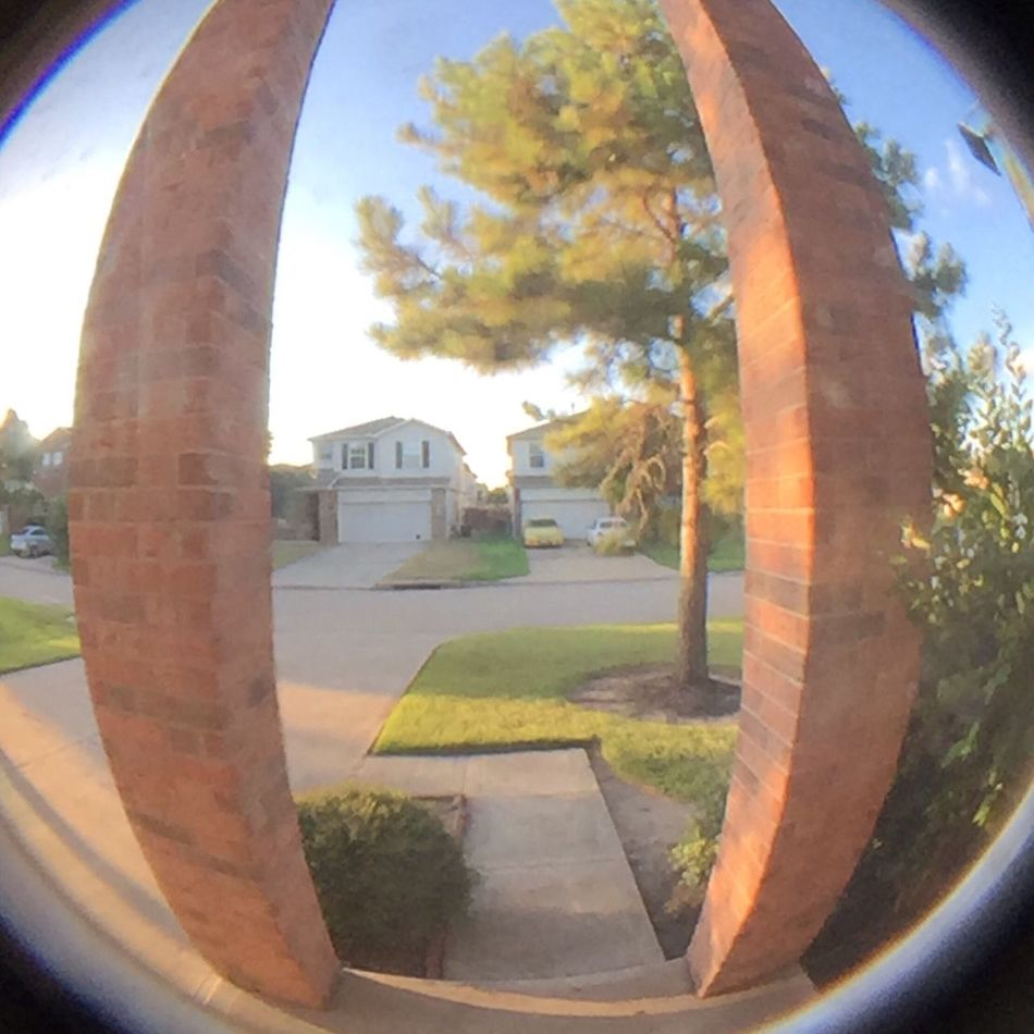 Watching the Neighbourhood Built Structure Architecture Building Exterior Outdoors Lawn Architectural Column Day No People Citizenwatch Community Spirit Citizen Watch Suburban Streets Suburban Living Suburban Lifestyle