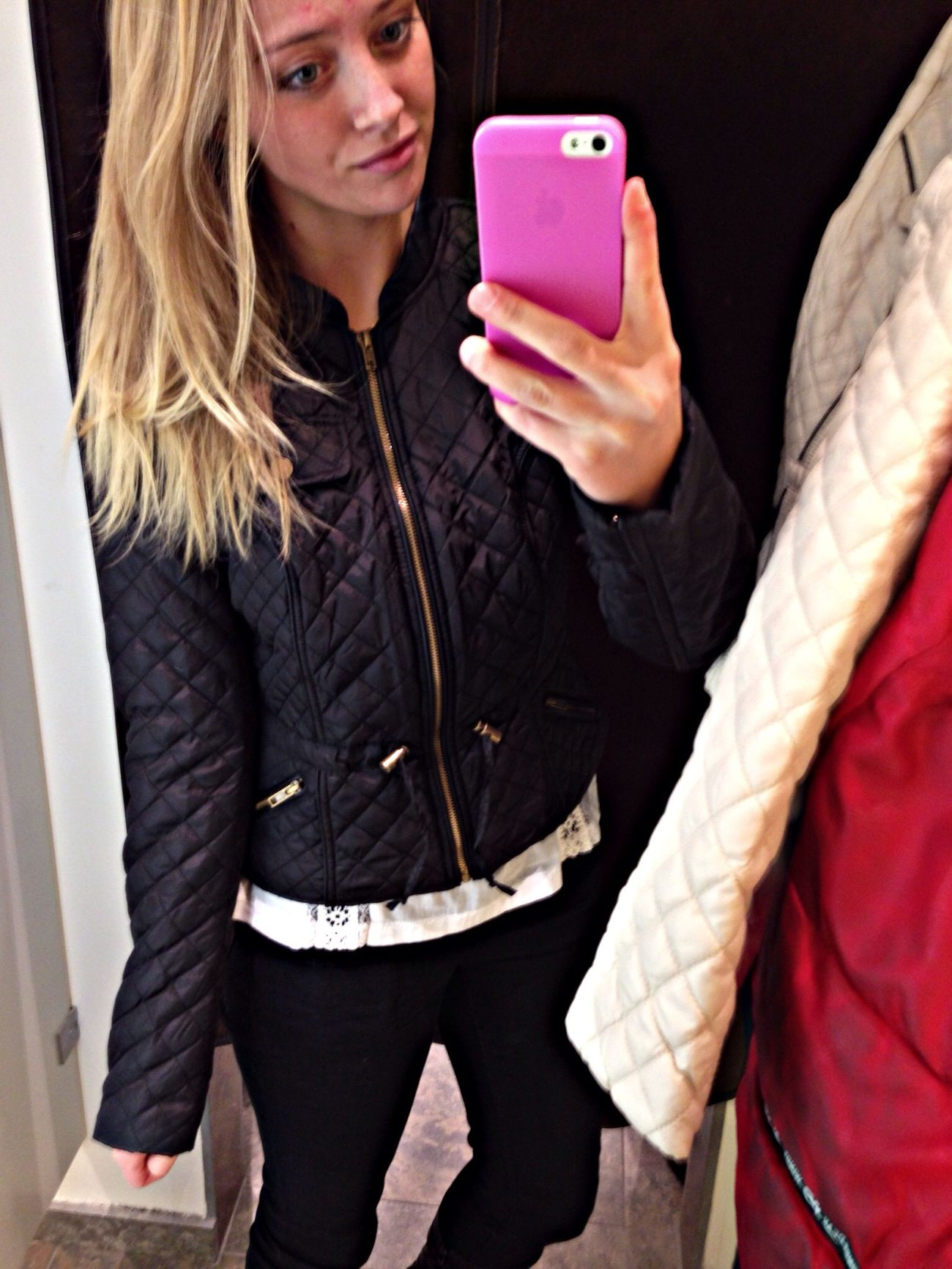 Love my new jacket from VEROMODA!❤️ Shopping