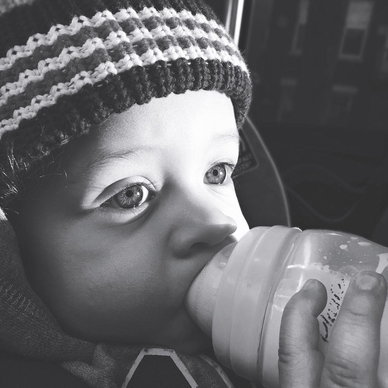 Ethan Poppin' Bottles