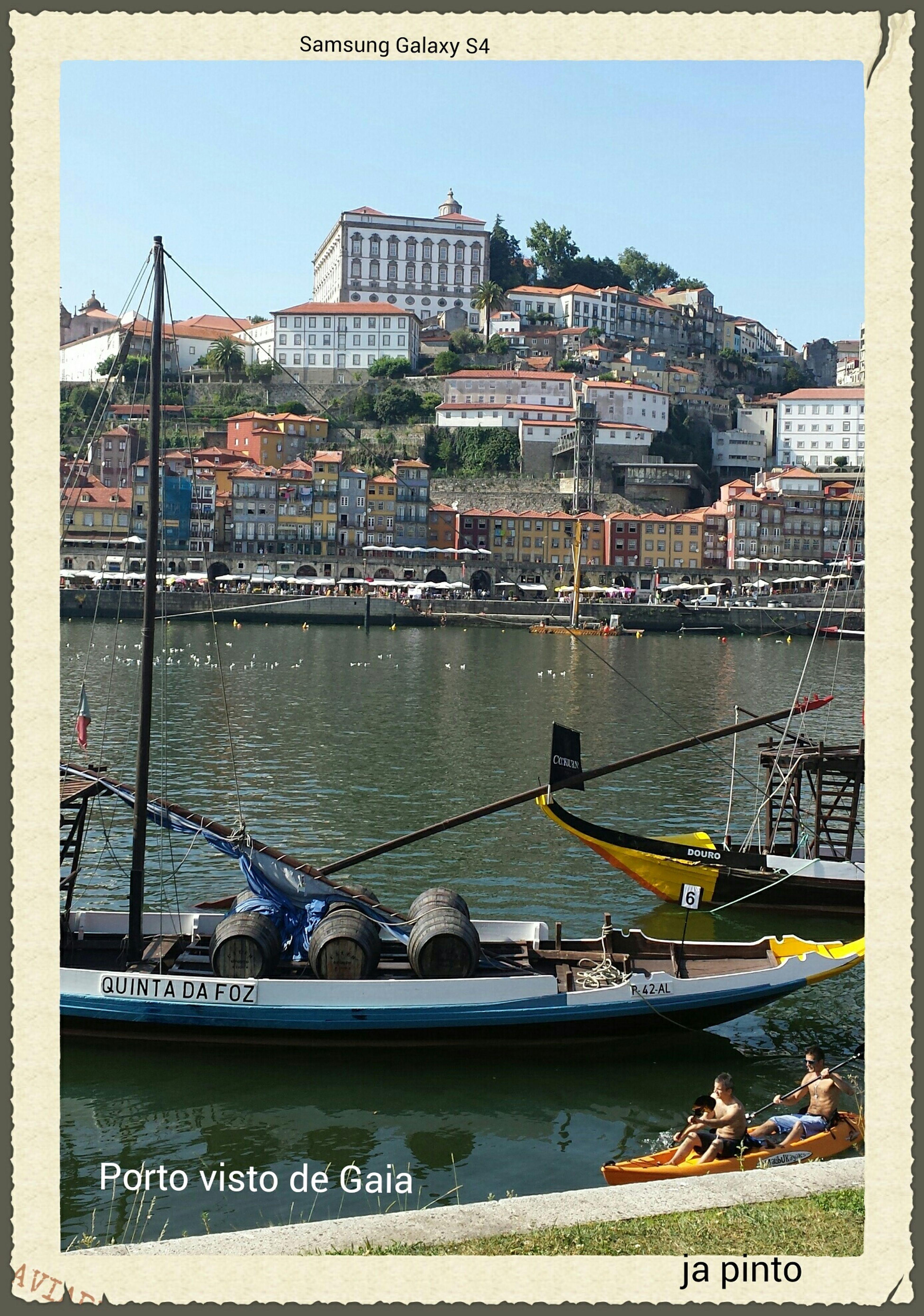Porto à 35○.