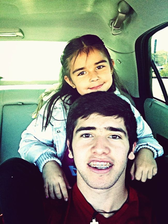 Chillin With My Lil Sista!