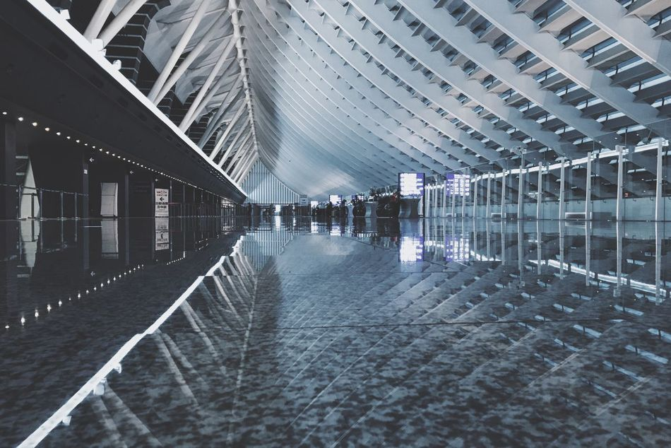 Beautiful stock photos of airport, Airport, Architecture, Built Structure, Illuminated