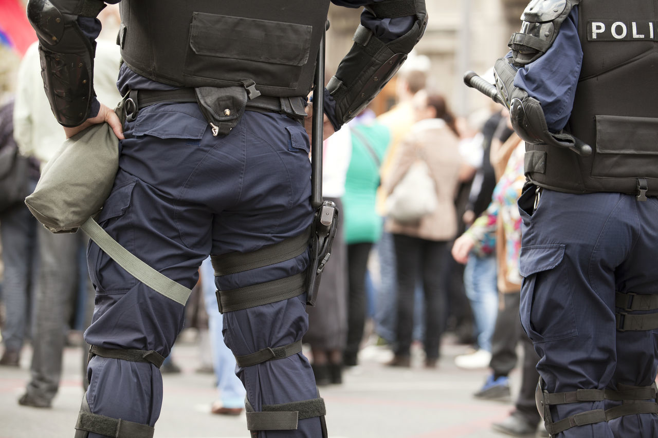 Beautiful stock photos of police,  Belgrade,  Day,  Focus On Foreground,  Hand On Hip