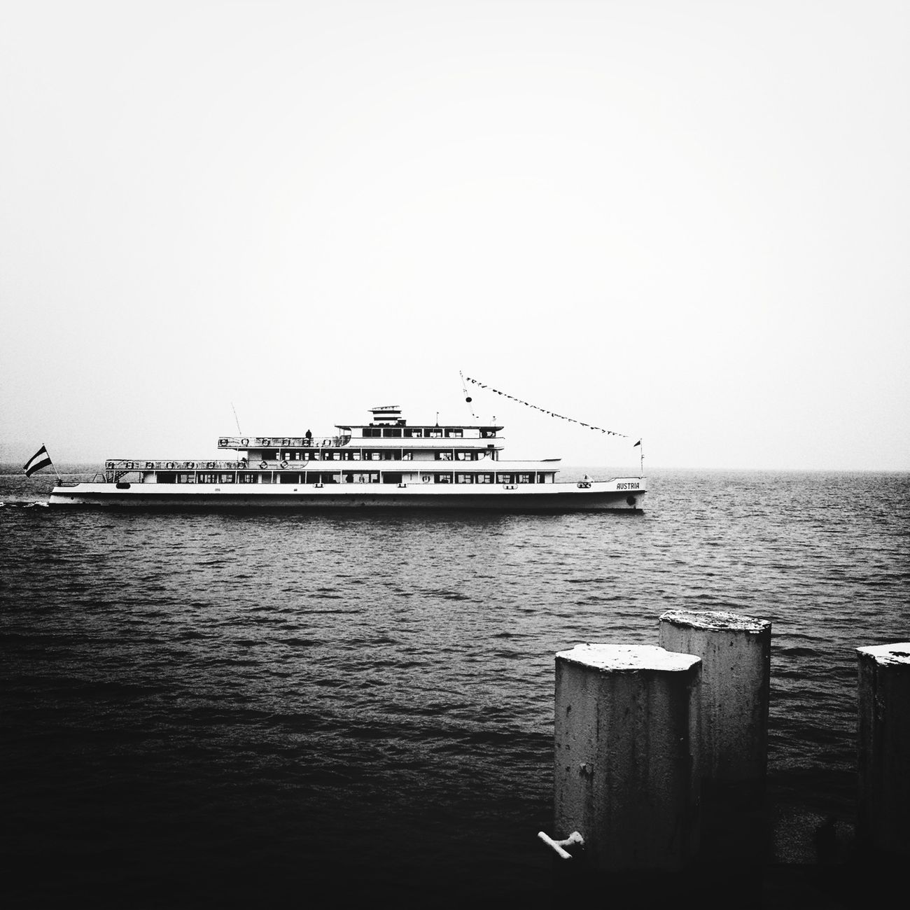 Blackandwhite Boats Landscape_Collection EyeEm Nature Lover