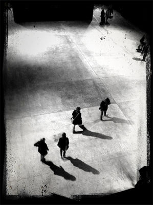 streetphotography at Tate Modern by Jana msg