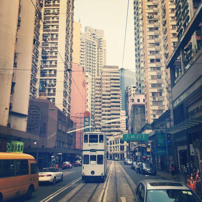 Tram City HongKong