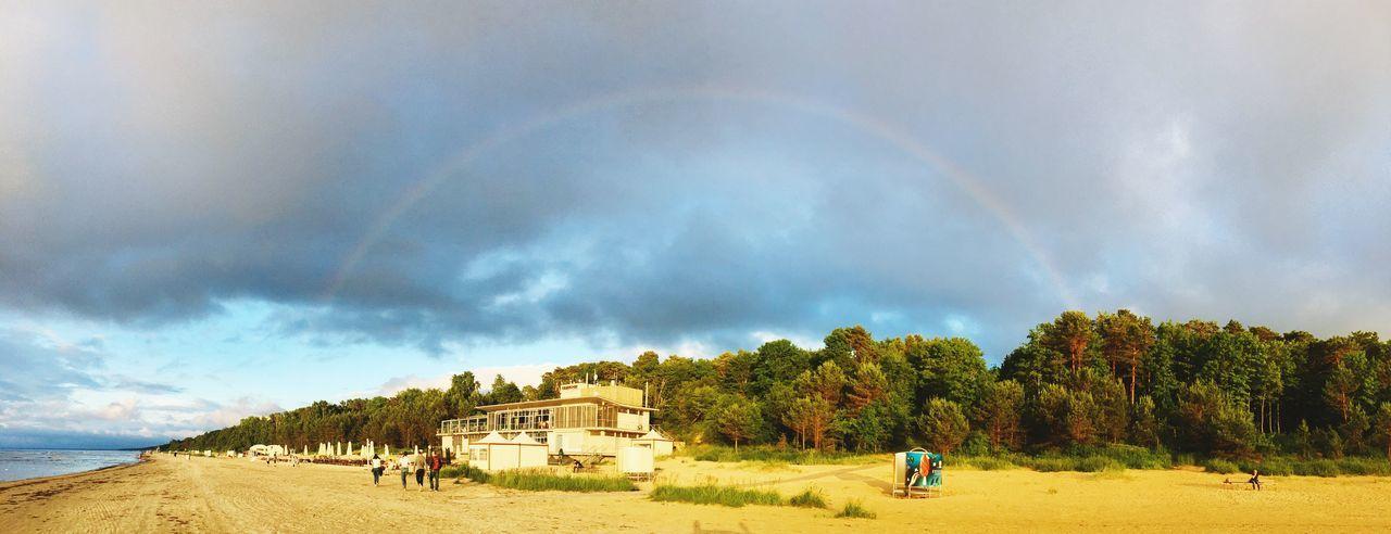 JurmalaBeach Rainbow Beach