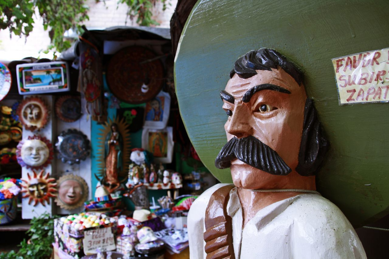 CALIFORNIA/USA-October 29, LOS ANGELES: Olvera Street market in Los Angeles on October 29th, 2016 43 Golden Moments Alamy Image America Art And Craft California Canon Eos 7D Mark2 Downtown Toronto DowntownLA Eyeem Collection Getty Getty Images Getty X EyeEm Los Angeles, California Losangeles Mexican Mexico Olvera Street Statue Stockphoto The 00 Mission Travel United States