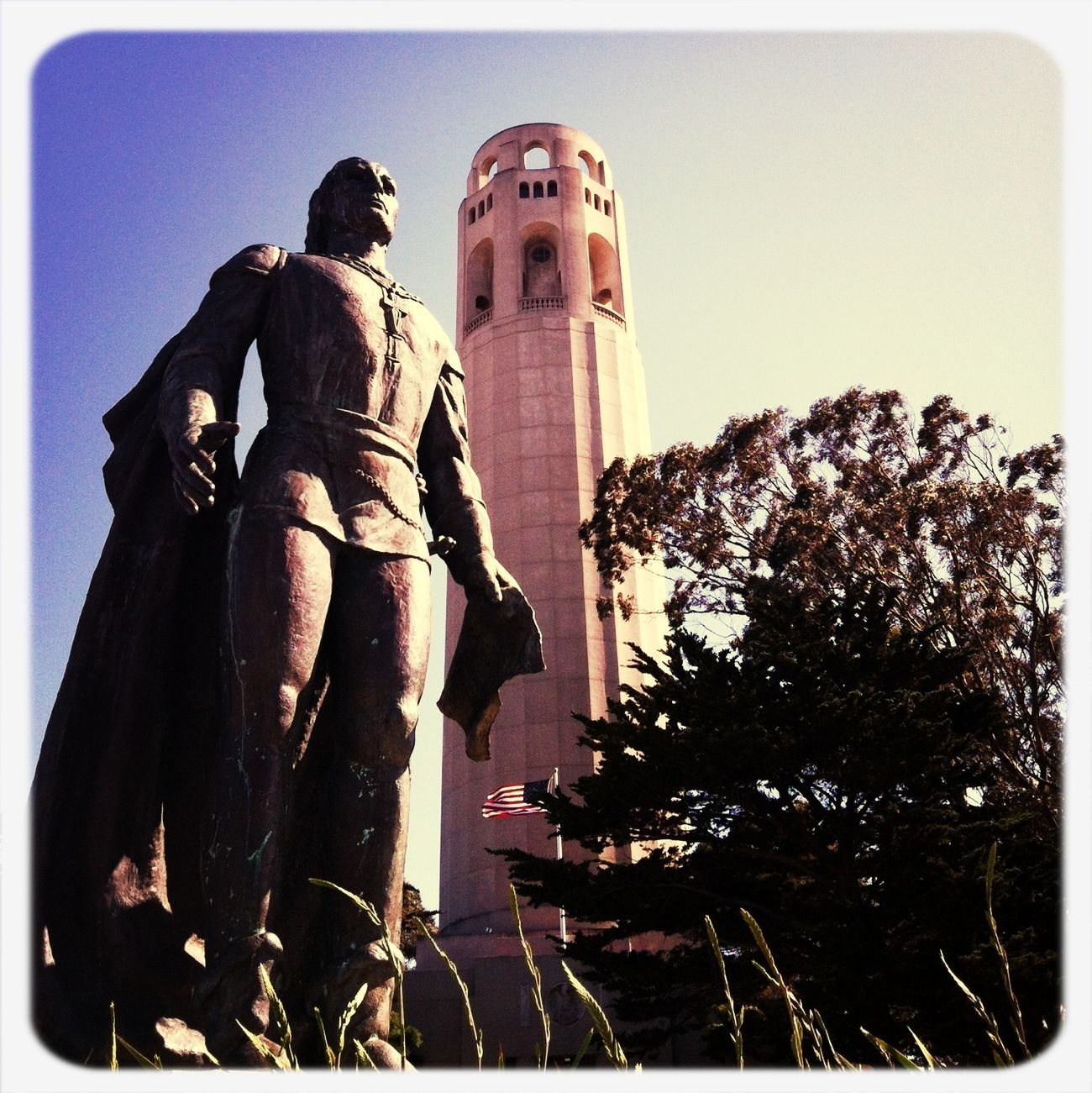 Statue Monuments Coit Tower GetYourGuide Cityscapes