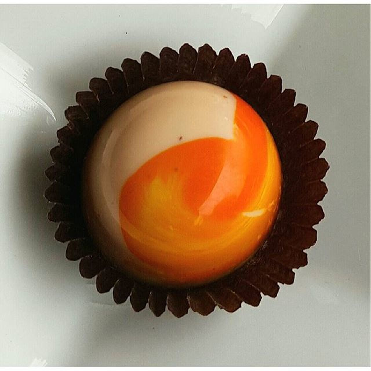 Instasize Creamsicletruffle Wineloveschocolate Washingtonva Chocolate Truffle Creamsicle Truffles Truffleart