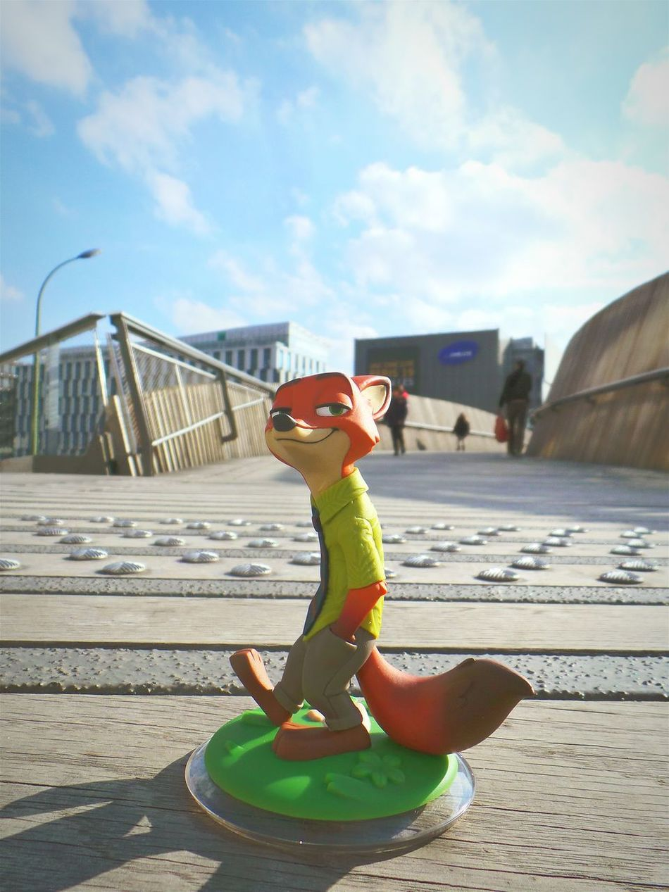 Zootopia est sorti au Cinema 😃 Disney Zootropolis UGC Paris First Eyeem Photo