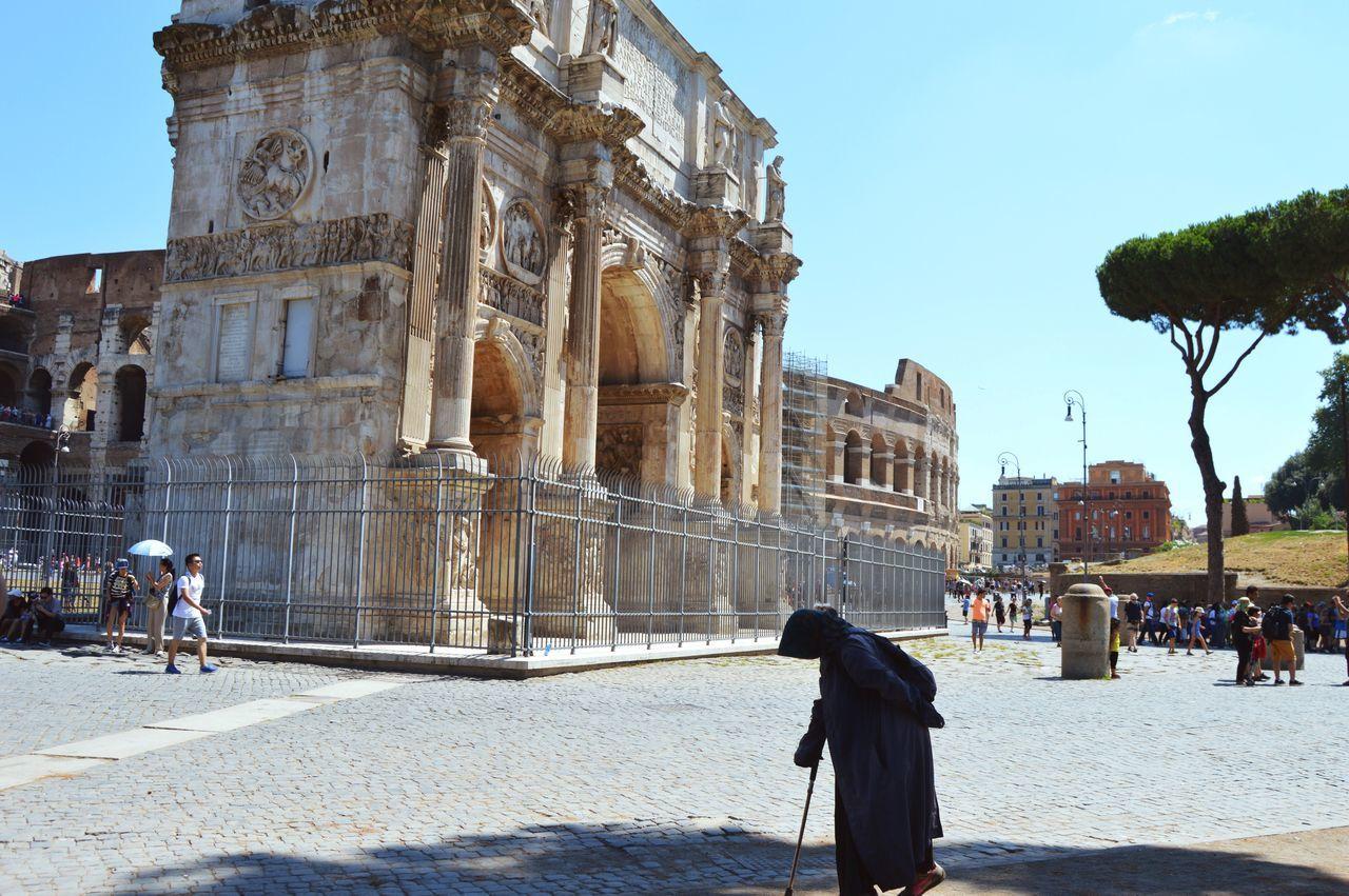 Coliseum Rome Coliseum Architecture Tourism Famous Place Vacations International Landmark Sky Ancientrome Ancient Italian Coliseum Italy Rome Italy