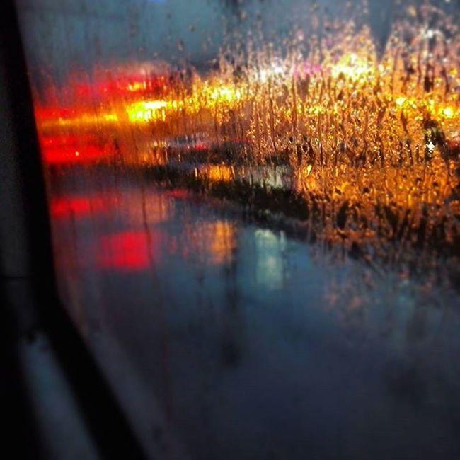Дождь за окном и в сердце.., дождик Едувмаршрутке грустьпечаль Dvesovyrzn