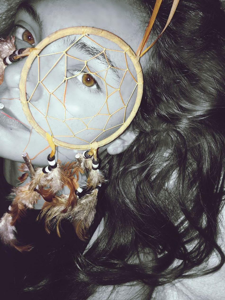Dreamer Daydreaming Dreamcatcher