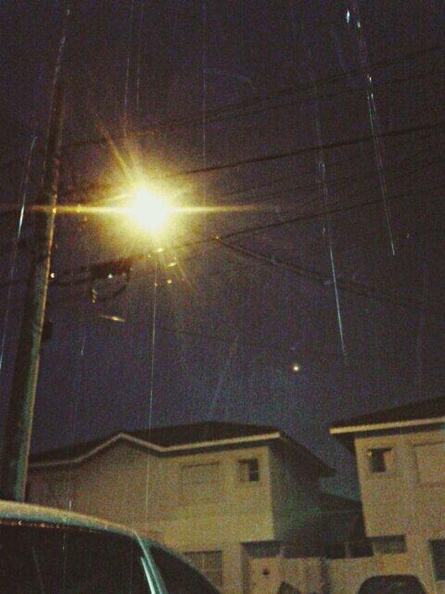 please Come Rain Merry Xmas