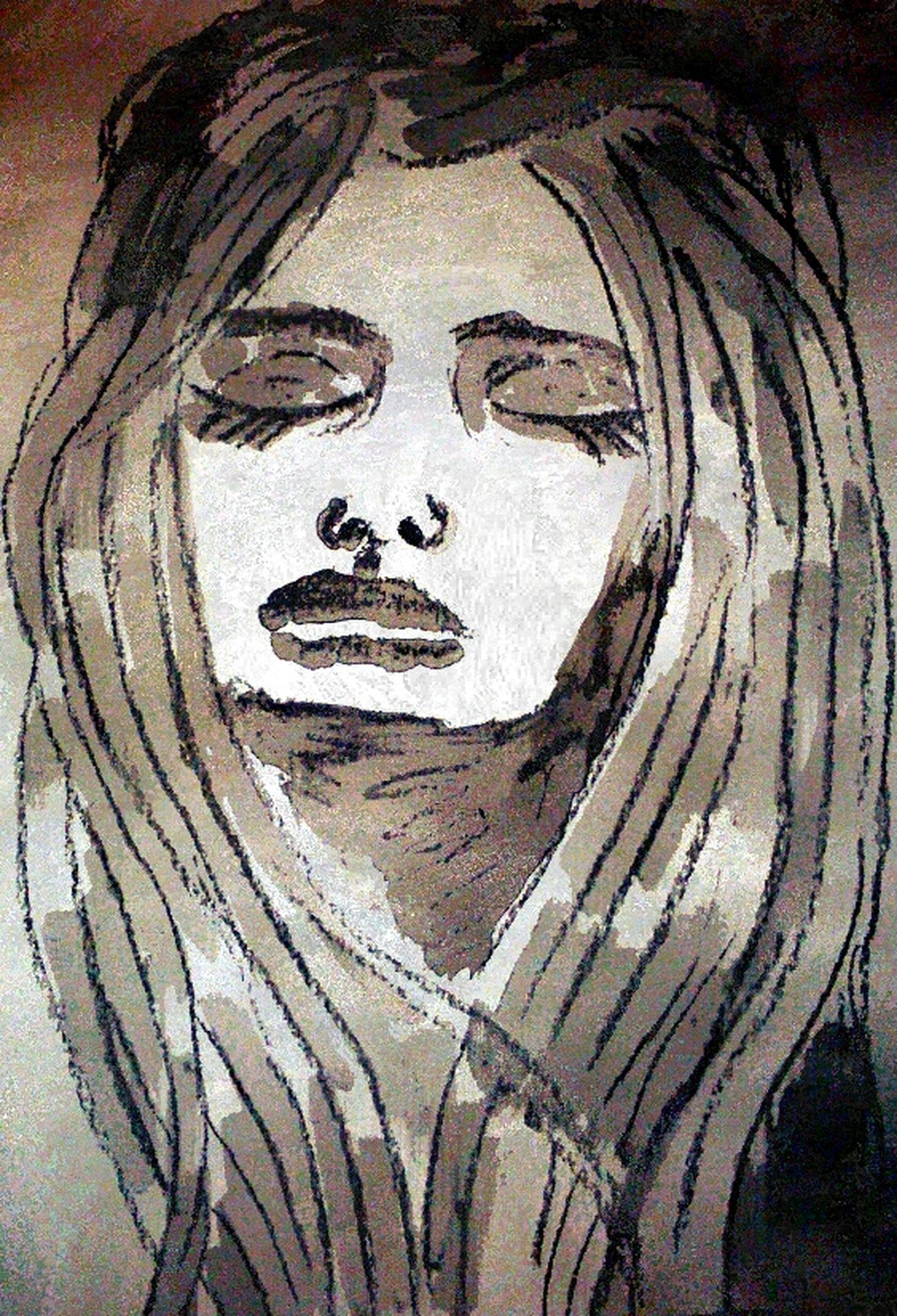 Human Representation Anthropomorphic Face Sketch Art And Craft Artistic Myartwork