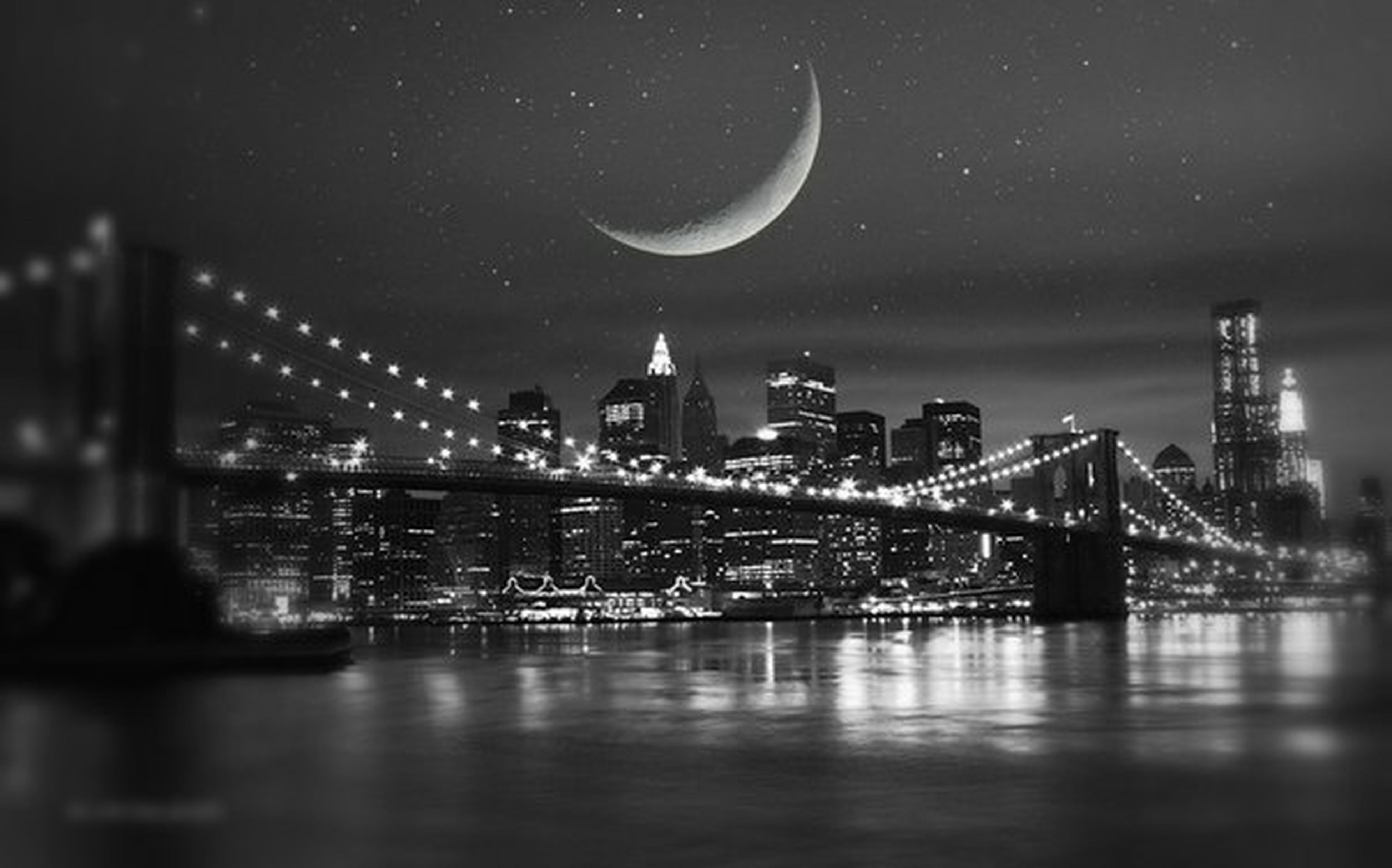 night, architecture, illuminated, built structure, building exterior, city, water, cityscape, river, sky, waterfront, tower, reflection, travel destinations, capital cities, skyscraper, tall - high, moon, famous place, no people