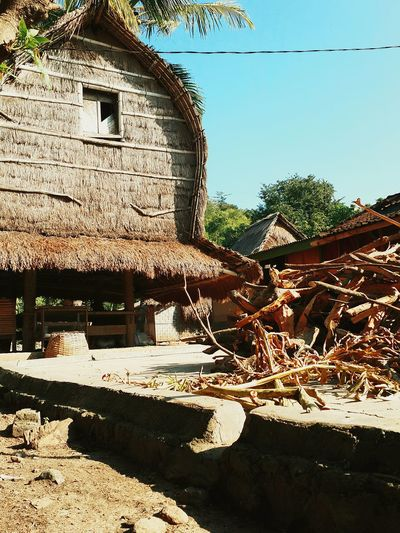 --at Sasak Village, Lombok, Nusa Tenggara Barat, INDONESIAAncient Barn Indonesian Culture Heritage The Tourist The Architect - 2016 EyeEm Awards Artchitecture Ancient Architecture Ancient Culture Ancient Village