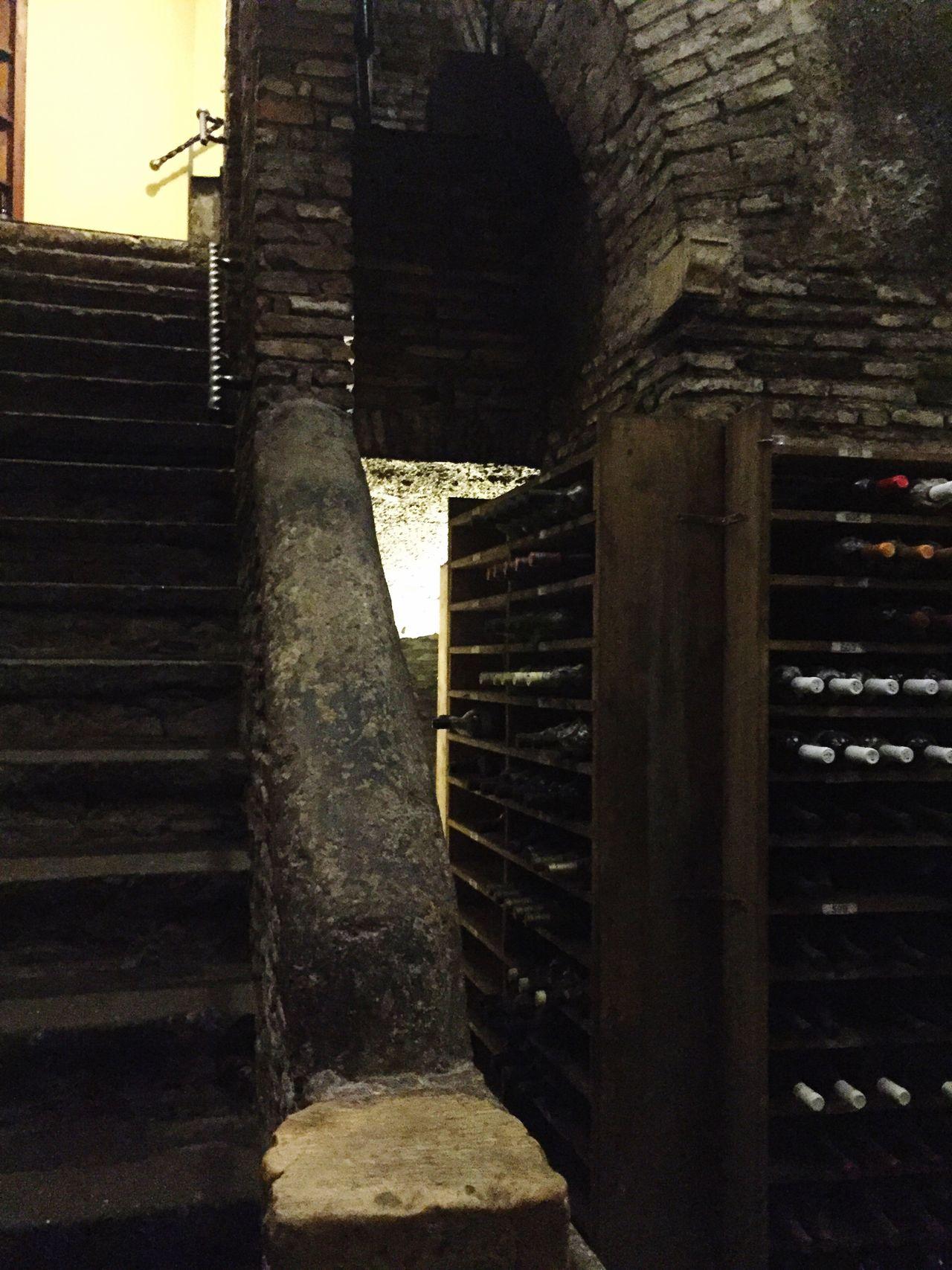 The Secret Spaces Wine Cellar Roma Rome Italy🇮🇹