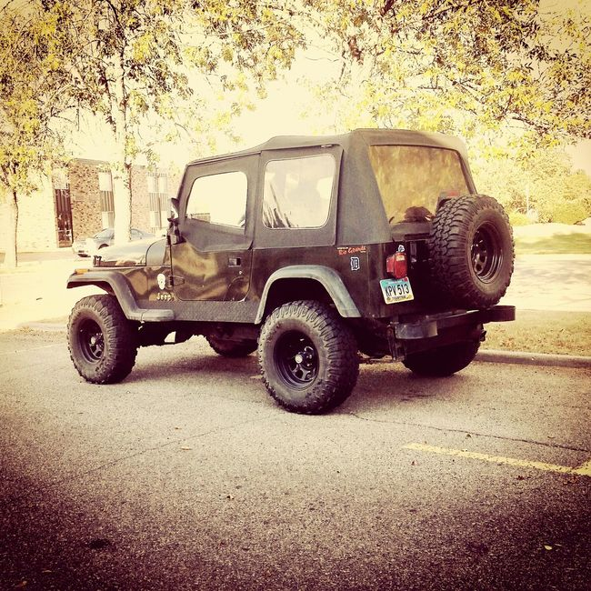 Love the jeep life