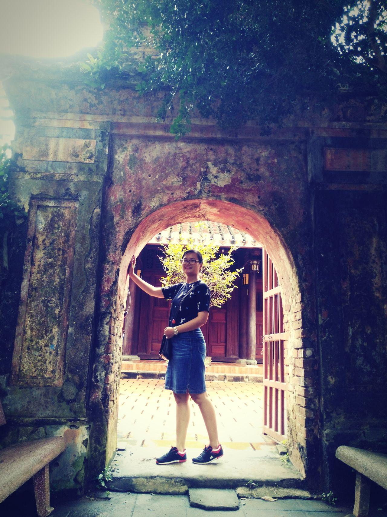 Ngũ hành sơn One Person Pagoda Nguhanhson Vietnam