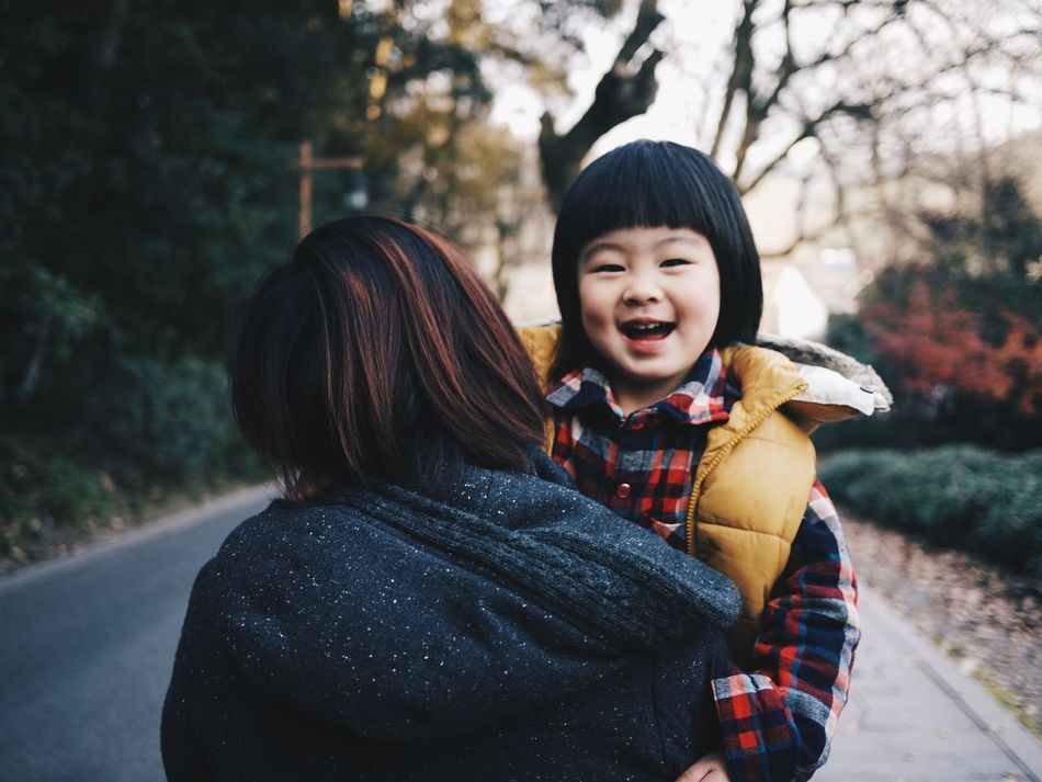 Beautiful stock photos of mother's day, 2-3 Years, Asian And Indian Ethnicities, Bonding, Carrying