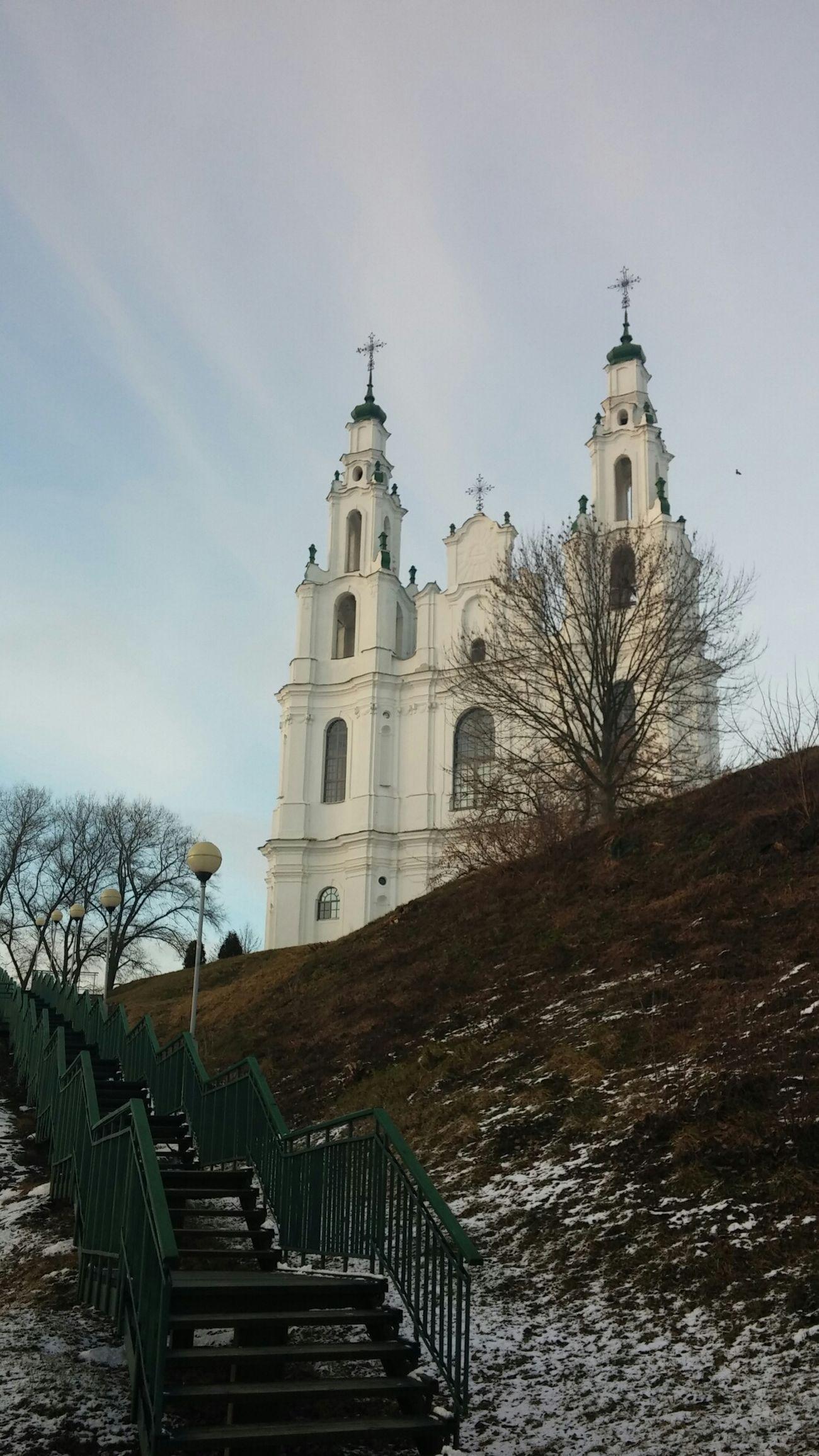 Sophia Cothidral Polotsk First Eyeem Photo Polotsk PolotskCity Sophia Sophia Cathedral