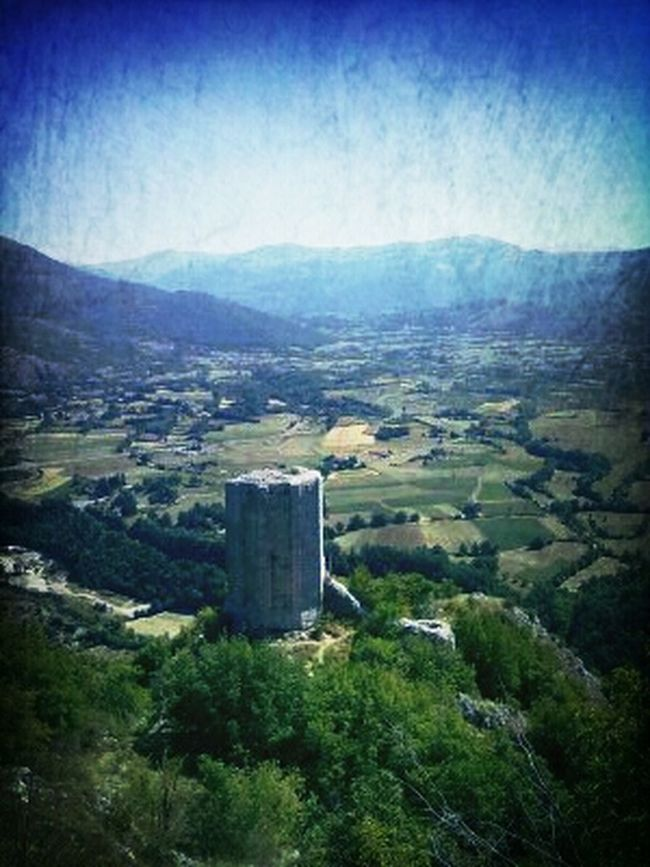 Leonessa Tower Mountain feeling to fly