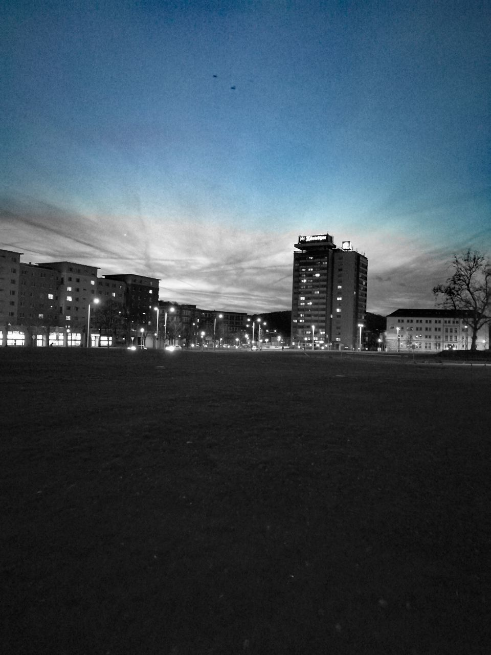 architecture, built structure, building exterior, sky, outdoors, city, illuminated, no people, day