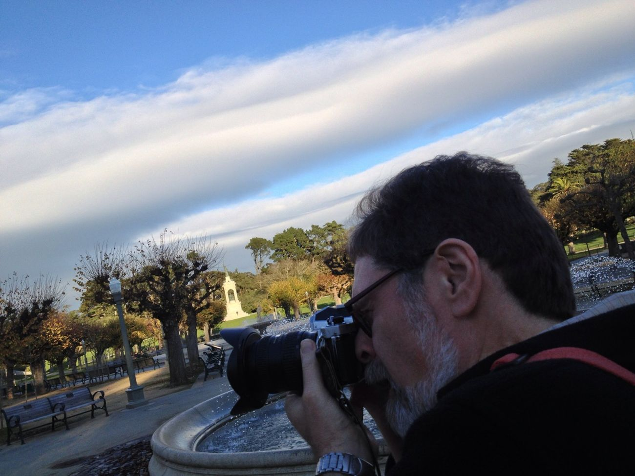 Freaky Cloud Formations
