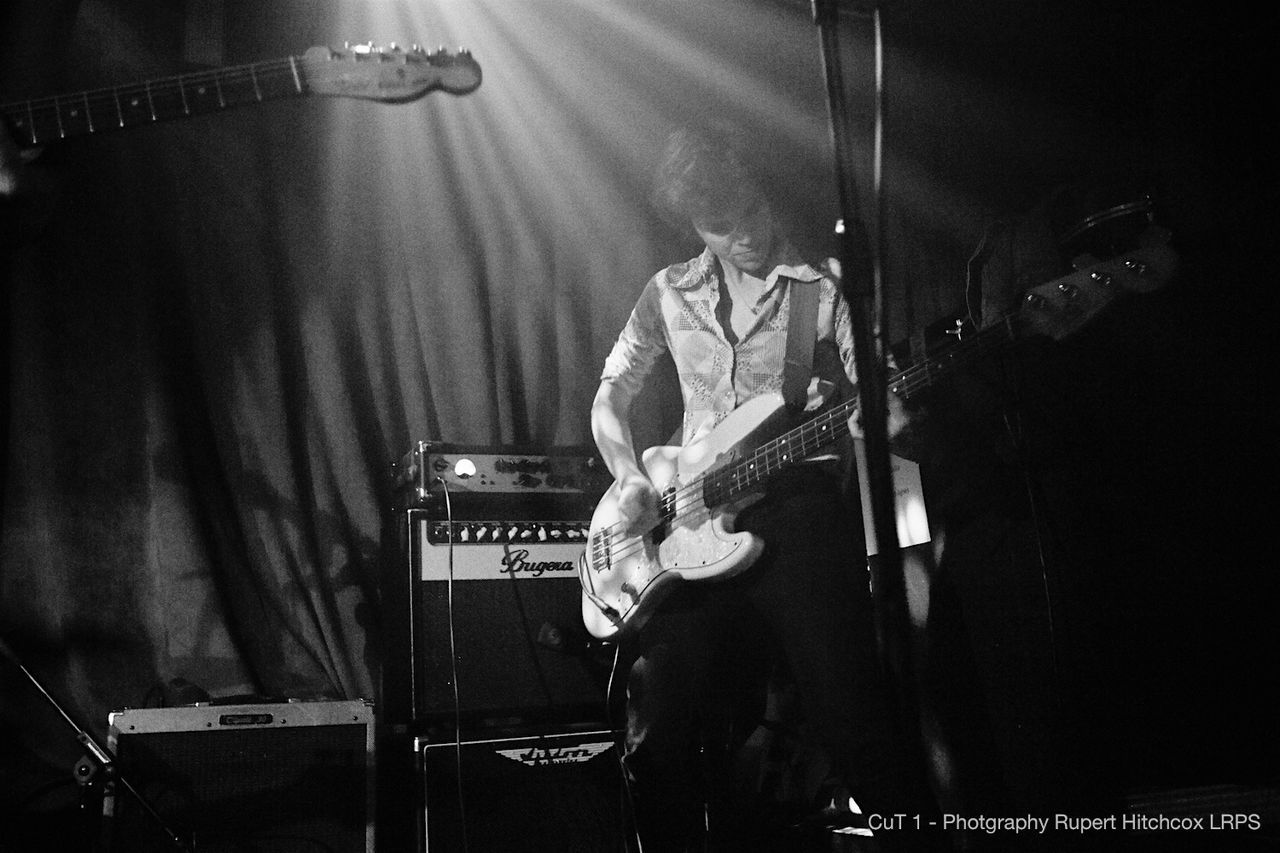The Dolls, CuT and Saint Agnes perform at Hoxton Square Bar and Kitchen. Cat Cute Good Light Indoors  Live Music Live Music Photography New Music, Fresh Night Saint Agnes The Devil's In The Detail Well Lit