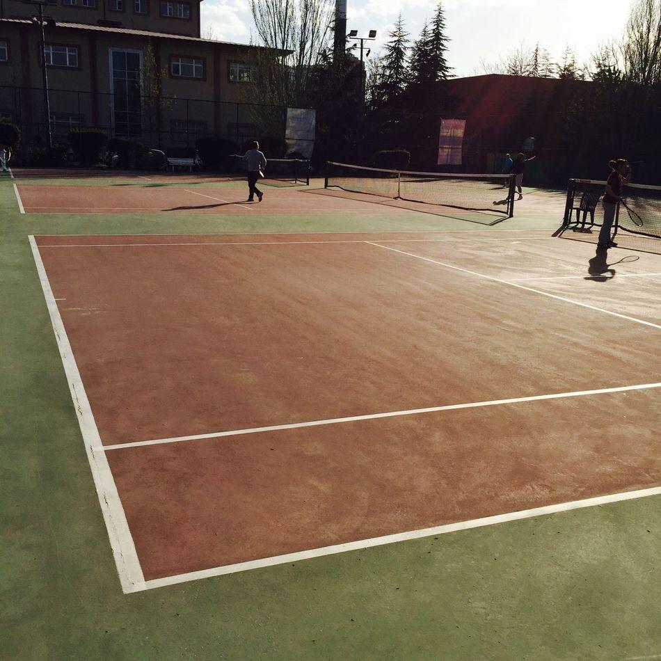 Ankara Tenis Tennis Tenniscourt Tandogan