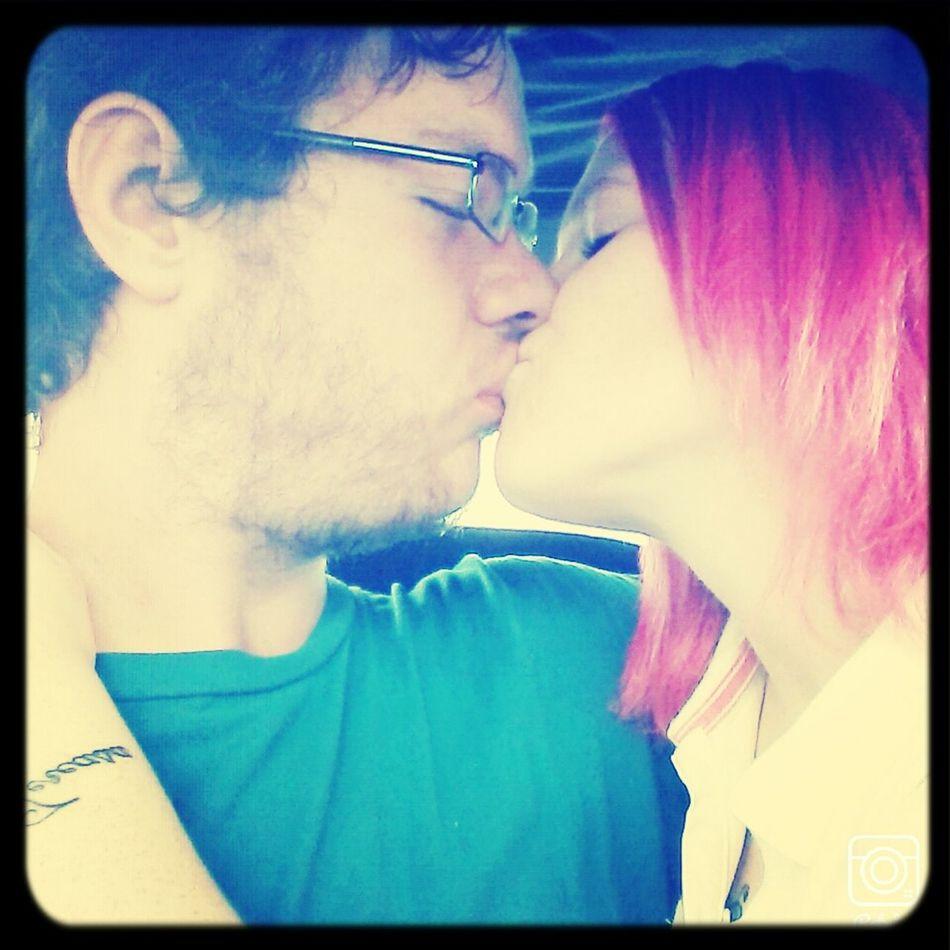 Me And My Boyfriend♥ Enjoying Life