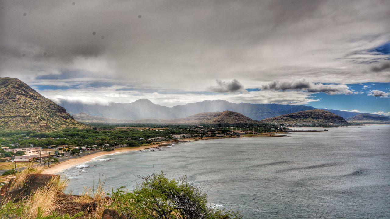 Morning hike... I Wish You Were Here Island Life Waianae Valley Hawaii Hiking