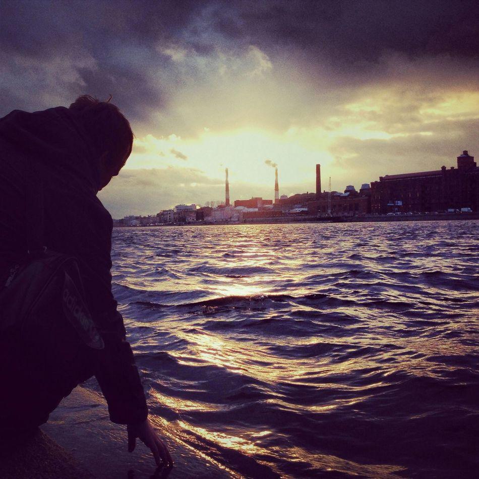 River Neva, Sp, Water.