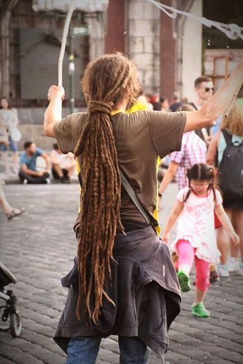 RASTA Dopephotography Photography Lifestyles People Performance Enjoyment Prague Streetphotography