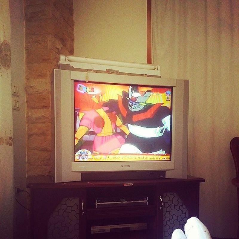 Nowwatching Nostalgia Mazinger Childhood Cartoons