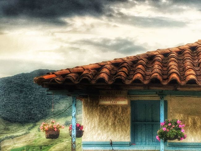 Sonson, Antioquia, Colombia Sky House Outdoors Architecture Mountains Colombia