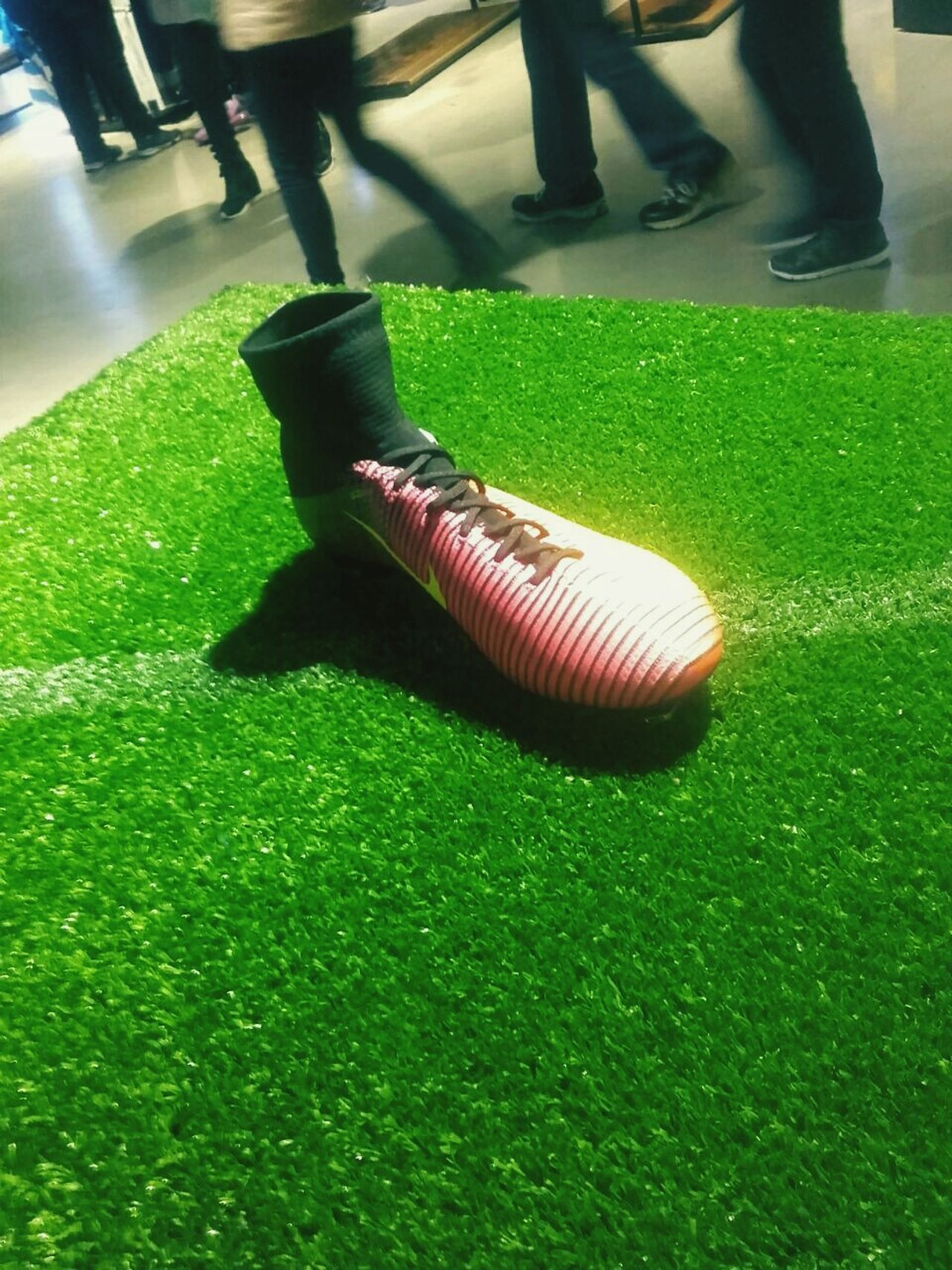 First Eyeem Photo Fotball Fever Nike✔ Nikefootball Football