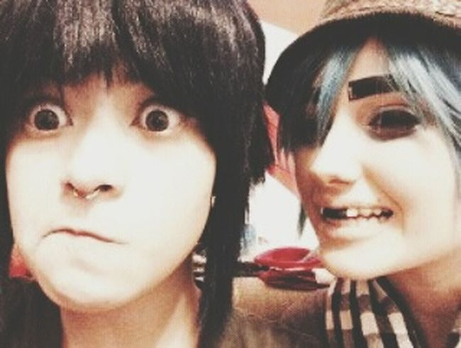 me and 2D Cosplayer Cosplay<3 Cosplay My Cosplay Cosplay Shoot Cosplaygrillparty -👽👽 😉😆👌👌