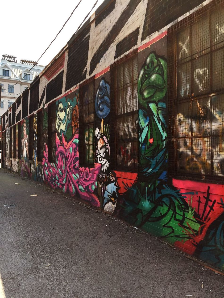 Toronto Graffiti Graffitialley Art Design Urban