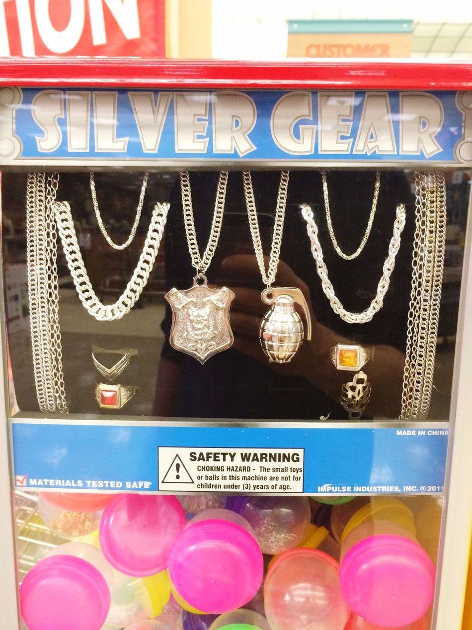 Silver  Gear