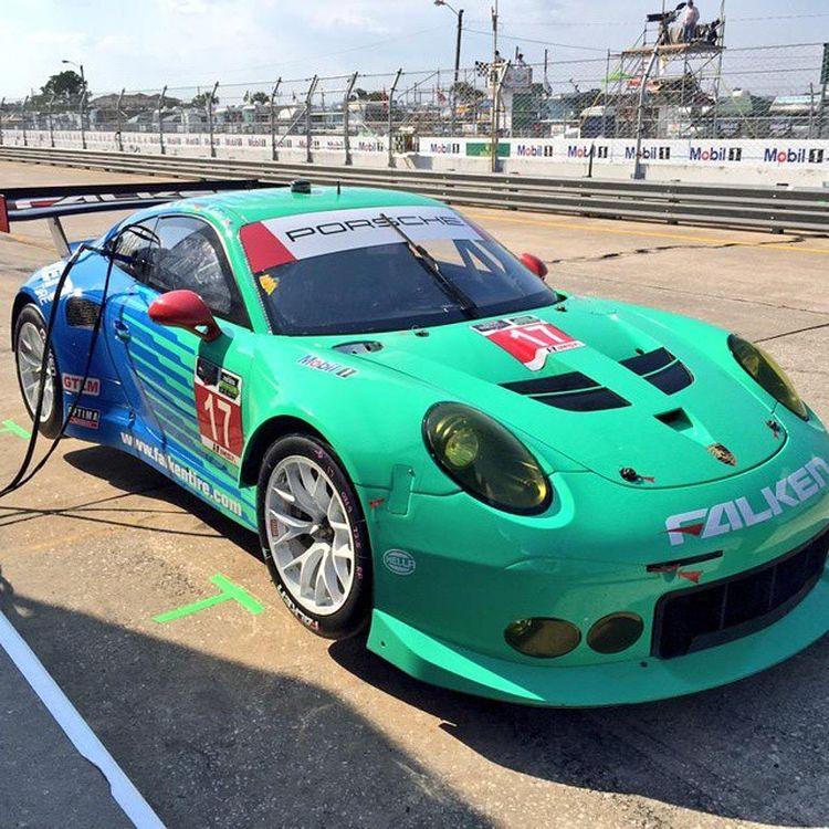 RSR looking forward to a fight Sebring Porsche Rsr