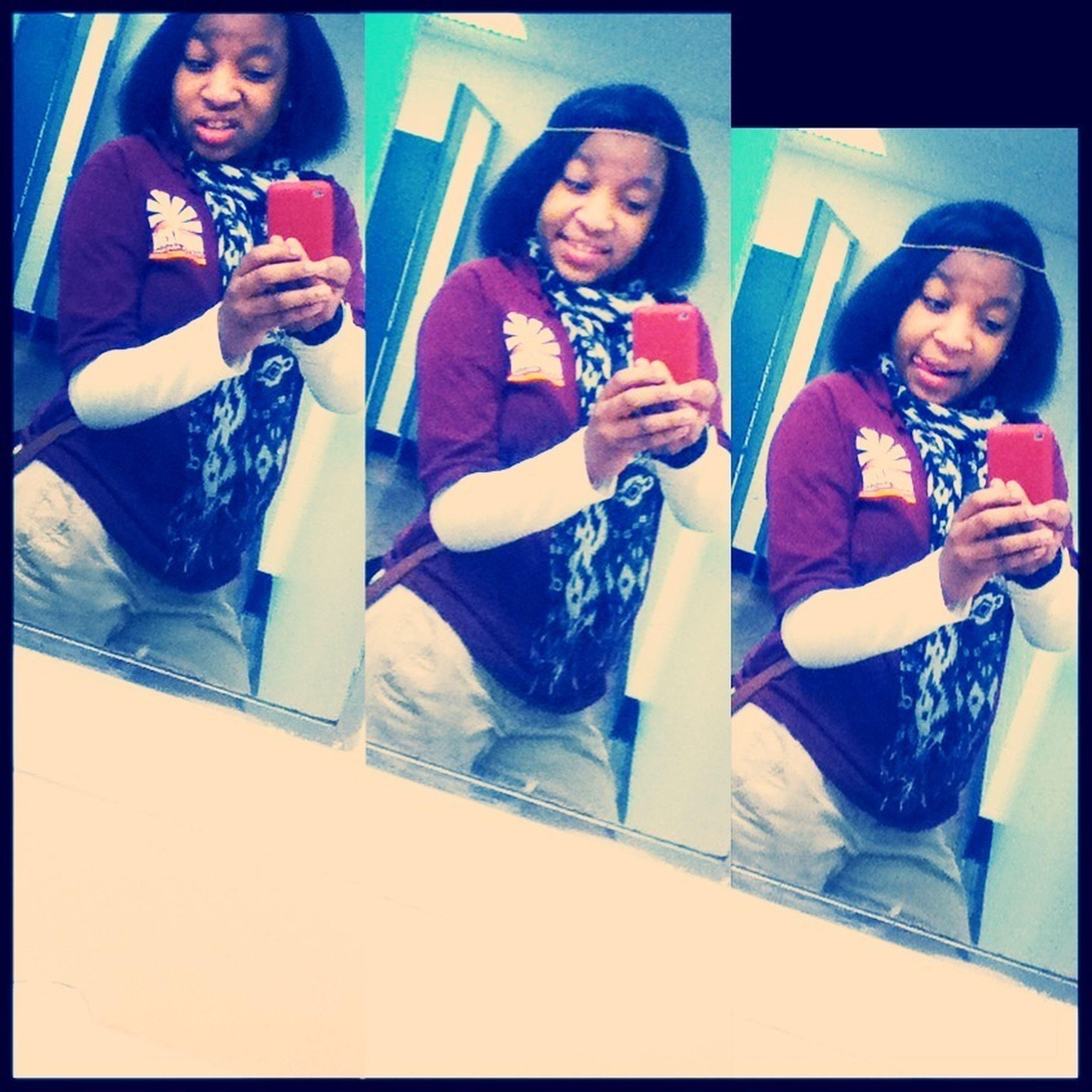 At School Thuggin !