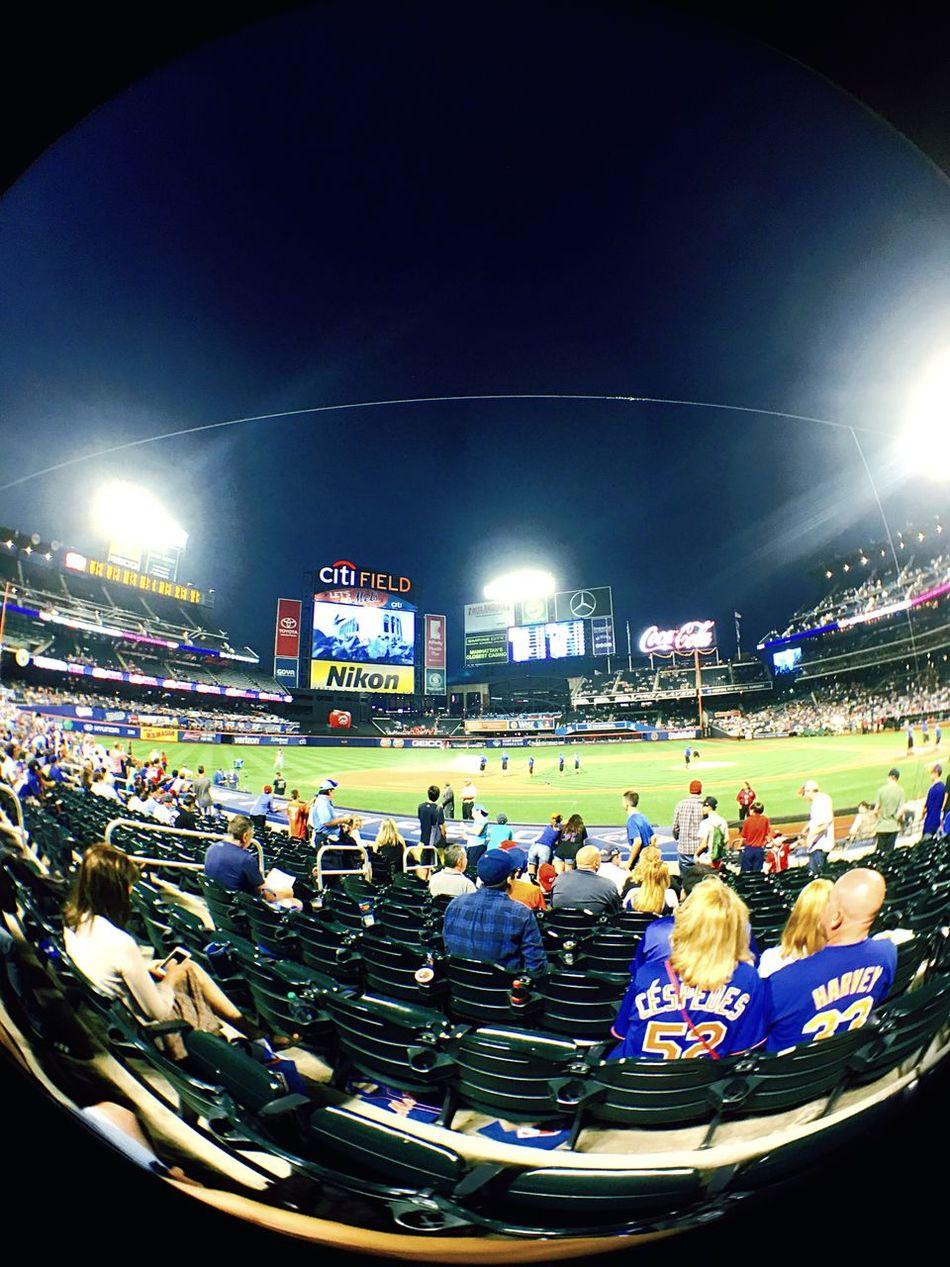 New York CITIFiled NYMets Baseball