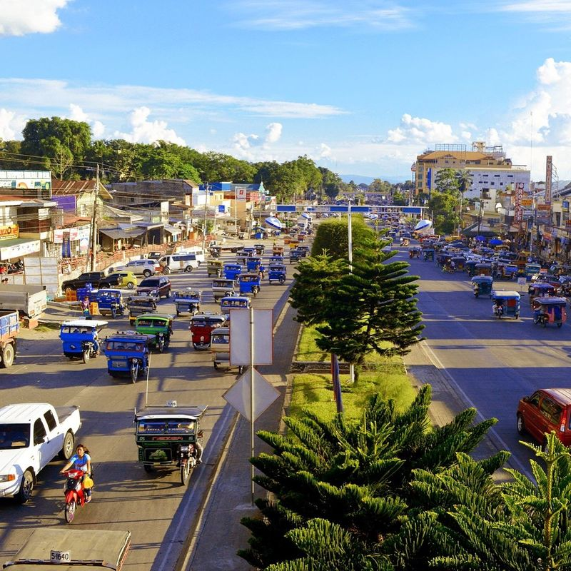 Kidapawan City Rush Hour
