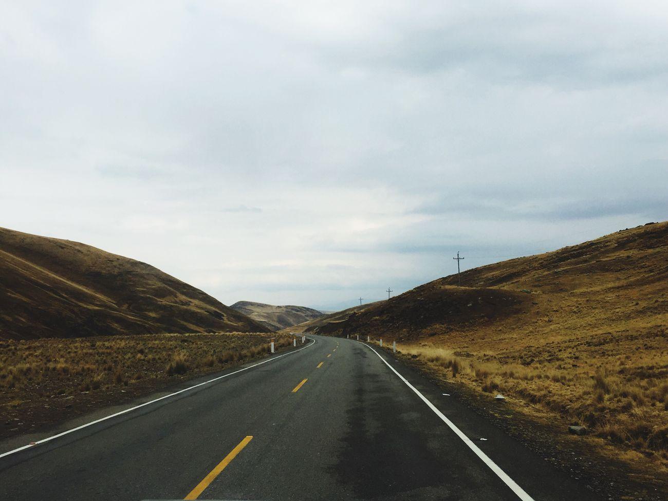 Interoceanic road Peru Puno Brazil Road