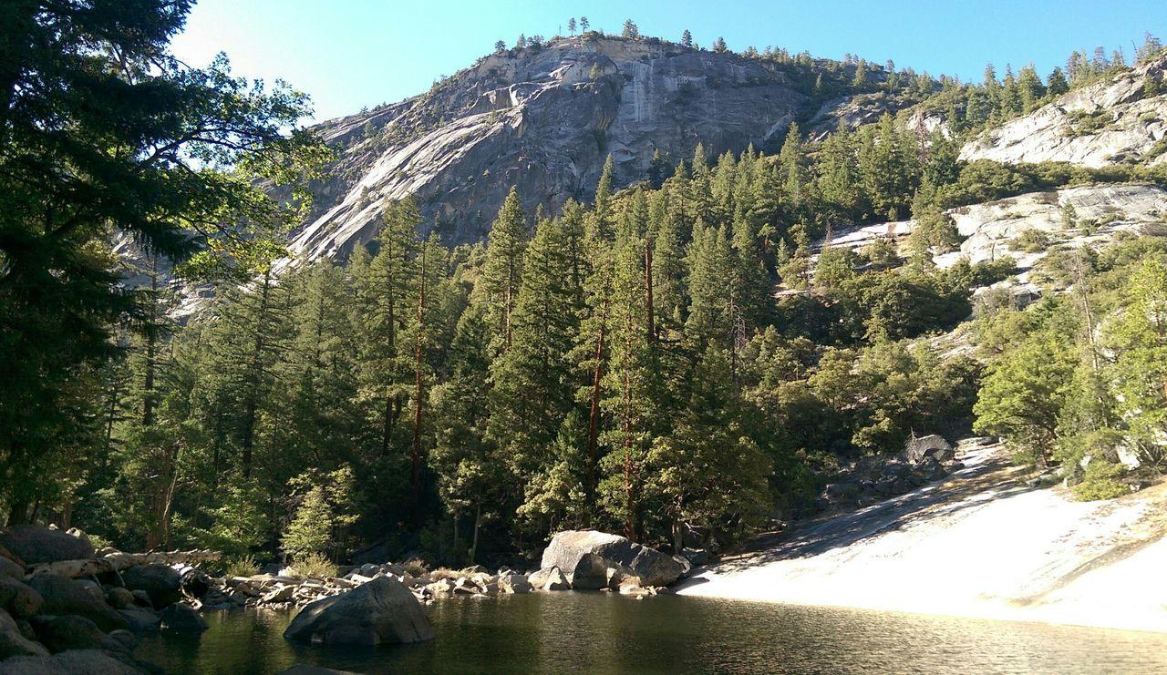 Emerald Pool hiking