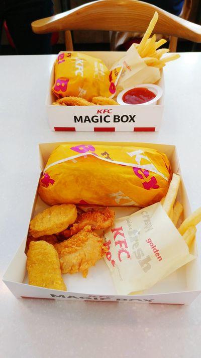 KFC Magic Box