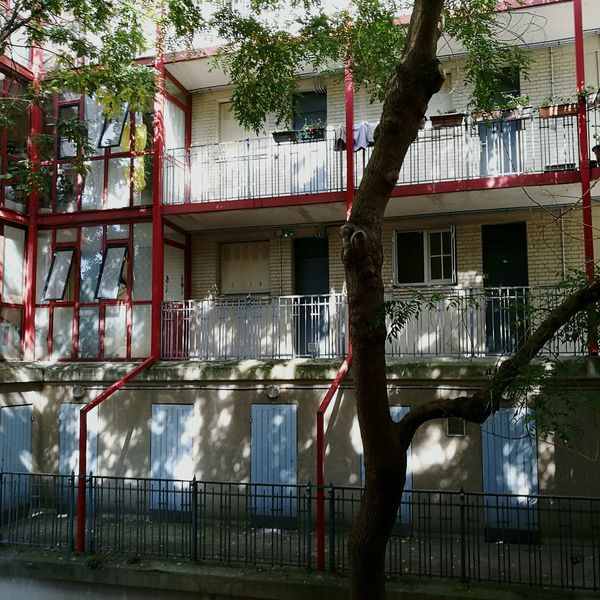 Architecture Residential Structure Balcony Residential Building Building Exterior Iron - Metal House City Built Structure Window Outdoors